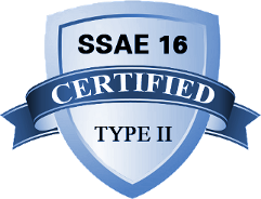 SSAE16 SOC2 Certified